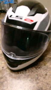 Brand new helment. Never used LS2