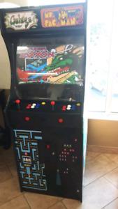 Stand up arcade machine