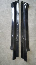 TT / TTS / TTRS MK2 8J Carbon Fibre Door Sills
