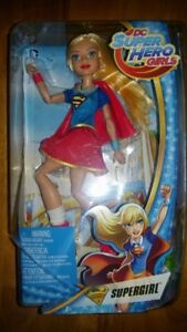 "DC Super Hero Girls 12"" Doll Supergirl"
