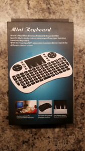 Mini usb keyboard for android box or pc