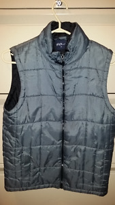 Boy's quilted vest - Brand New