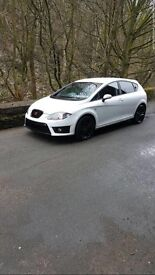 Seat leon fr full car breaking for parts
