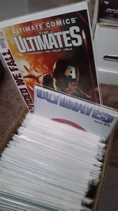 Ultimate comics the ultimates