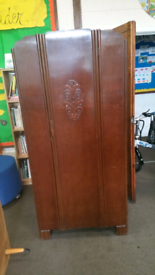 Wardrobe with key free local delivery