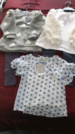 Girls clothes 3-4 new with tags
