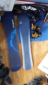 Snowboard burton and Rossignol lot!