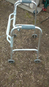 Four wheeled walker for sale