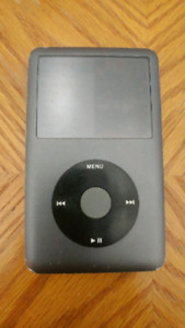 Nice iPod Classic 160 GB 7th generation w USB charger $225 obo