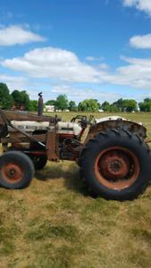 885 David Brown Tractor