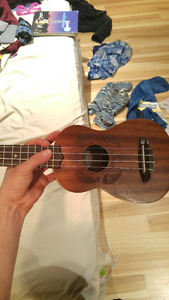 Ukulele 30$ Mint Condition