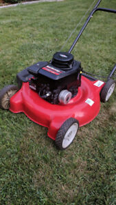 Lawn Mower  Yard Machine 20""