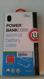 Power Bank Case for a LG G4 Cell Phone