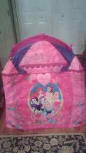 Disney Princess Play Hut