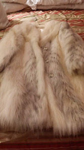 Woman's Borge Coat from Sears