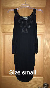 Black Dress-Worn once!