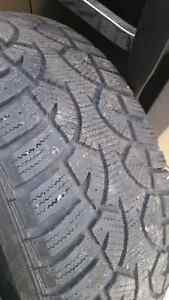 Winter tires 215/55 R17