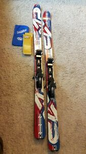 K2 Hardside 181 Touring Skis with Marker Baron and BCA Skins