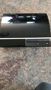 Classic Playstation 3 160GB with 29 games