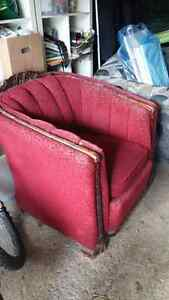 Antique Chair for Upholstery Project