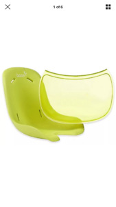 New Boon Seat Pad and Tray Liner Green