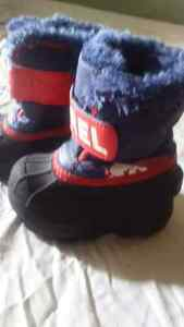 Toddler/Baby Winter Boots size 5 London Ontario image 1