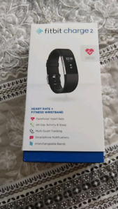 Fitbit charge 2 like new