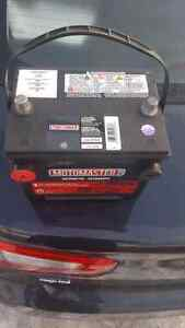 New battery. Used for 1 week. $140 OBO Peterborough Peterborough Area image 1