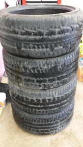 """19"""" NOKIAN 255/35R WR-G3 ALL WEATHER TIRES"""