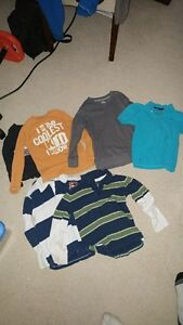 Lot of Boys 5T clothes