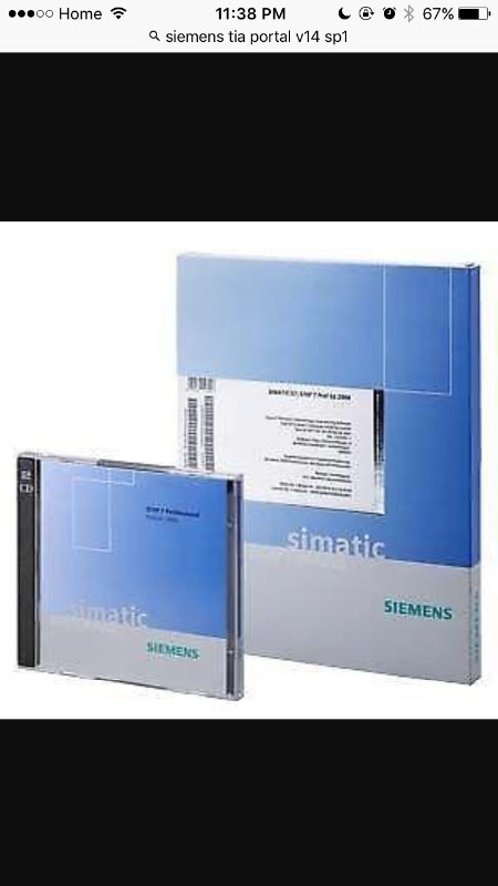 Siemens TIA portal Step 7 ,Wincc pro v15 for sale | Other