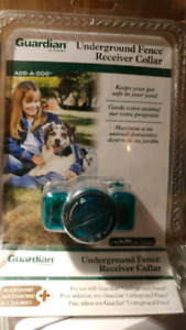 Guardian by Petsafe underground fence receiver collar