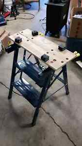 Small Work bench Peterborough Peterborough Area image 1