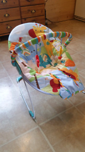 Baby bouncer/chair