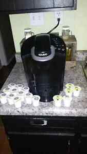 Keurig one cup coffee maker