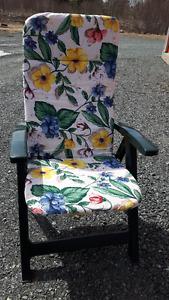 chaises de parterre
