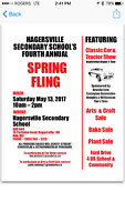 Hagersville Secondary School SPRING FLING