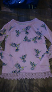 Girls Justice top size 10