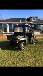 REDUCED! Arctic Cat Prowler 550 XT Loaded 2011 $7499.00