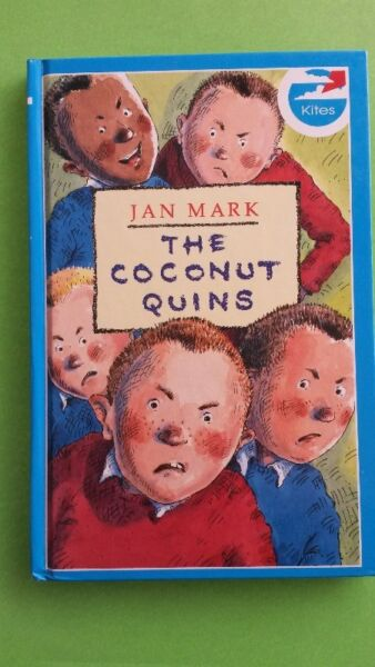 The Coconut Quins - Jan Mark.