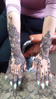 Henna / mehndi for wedding and other occassions