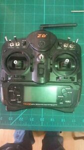 Need of a ZD T7AH-2400 RC radio