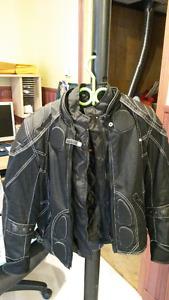 Vêtements de moto pour femme à vendre