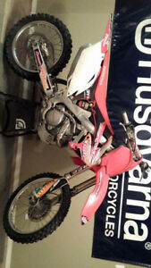 Crf250r 2010 fuel injection