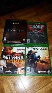XBOX One Shooting games (Various Prices)