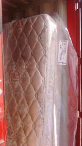Queen size mattress and box spring for sale