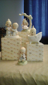 PRECIOUS MOMENTS FIGURINES COLLECTION