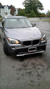 2012 BMW X1 Hatchback