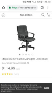 Office Chair - Need Gone Today!