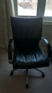 Used Executive Leather Chair On Sale